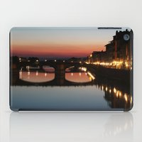 florence iPad Cases featuring Florence  by AntWoman