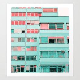 #178 Art Print