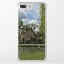Where Fairy Tales Live Clear iPhone Case