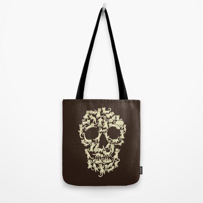 Catskull Tote Bag