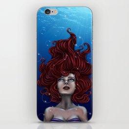 Tears of a Mermaid iPhone Skin