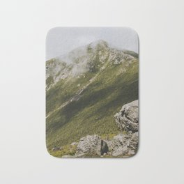 Summer days on the Franconia Ridge Bath Mat