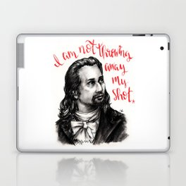 Hamilton Laptop & iPad Skin