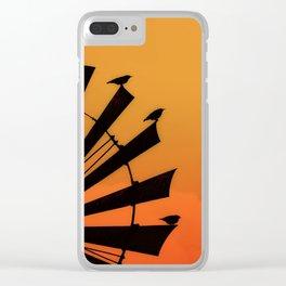JOY RIDE 2 Clear iPhone Case