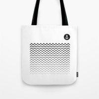 hemingway Tote Bags featuring Hemingway by 914k
