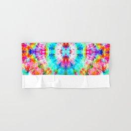 Rainbow Sunburst Hand & Bath Towel