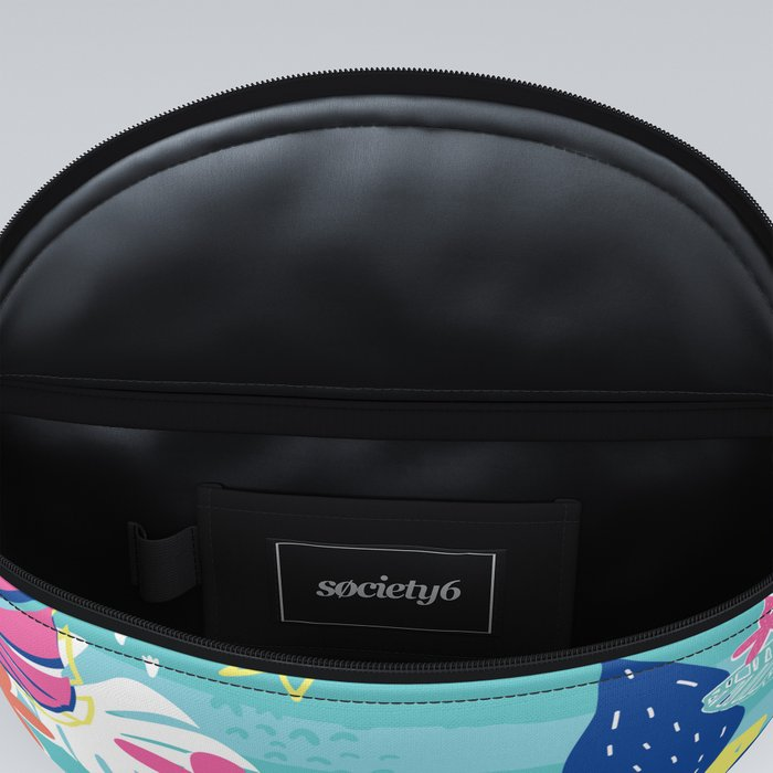 Tropical Vibes Fanny Pack