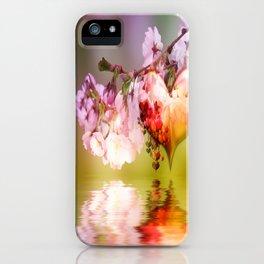 Frühlingsherz iPhone Case