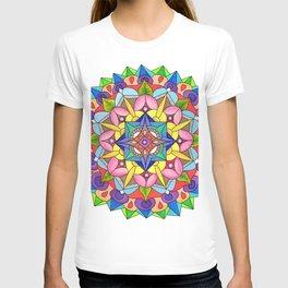 skyflower 5 T-shirt