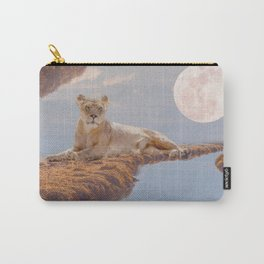 Upside Down Carry-All Pouch