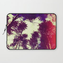 There is a pleasure in the pathless woods... Laptop Sleeve