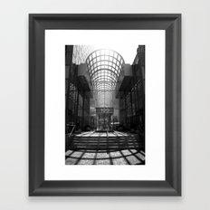 One Hundred Framed Art Print