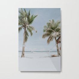 beach vibes xiii / philippines Metal Print