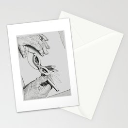 Tory's Eyes Stationery Cards
