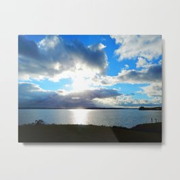 Three Rivers view in Georgetown PEI Metal Print