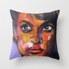 odacieuse Throw Pillow