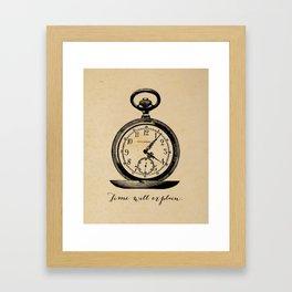 Jane Austen Persuasion Framed Art Print