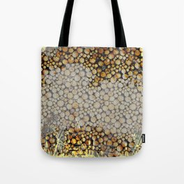 Hideout in the mountains 2 Tote Bag