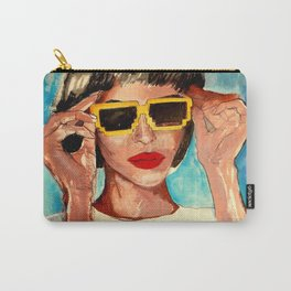 Pixel Sunglasses 02 Carry-All Pouch