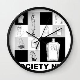 Society No6 Wall Clock