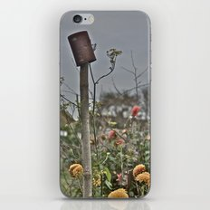 Man Made vs Nature iPhone & iPod Skin