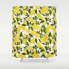 Summer Punch Shower Curtain