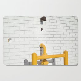 Mellow Out Cutting Board