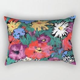 Redon floral Rectangular Pillow
