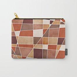 Cubist Autumn Carry-All Pouch