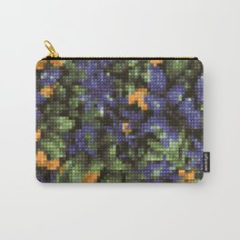 Cross Stitch Carry-All Pouch