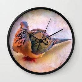 Colors III Wall Clock