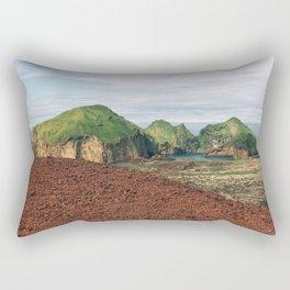The Westman Islands, Iceland Rectangular Pillow