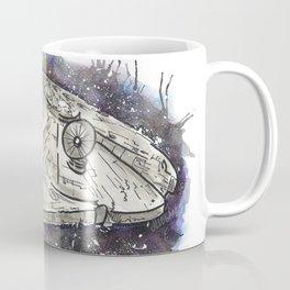 Falcon of the Stars Coffee Mug