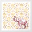 elephant by carriebum