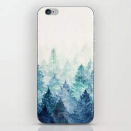 Fade Away iPhone Skin