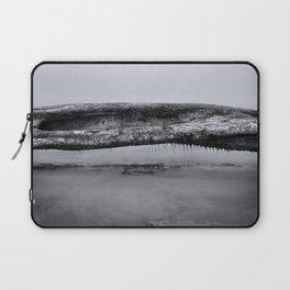 Long Exposure Log Laptop Sleeve