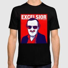 Stan Lee / Excelsior T-shirt