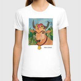 Frida Cowlo T-shirt