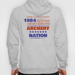 1984 ARCHERY NATION Hoody