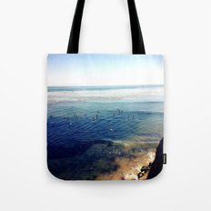 the hook Tote Bag