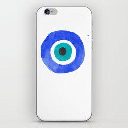 Evil Eye III iPhone Skin