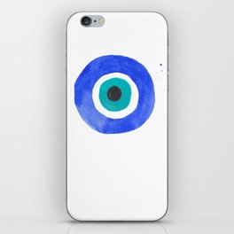 Evil Eye III iPhone Skin