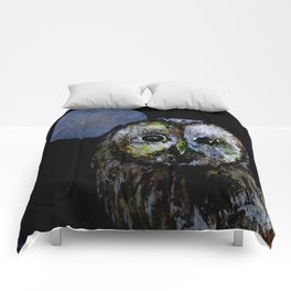 The Night Owl Comforters