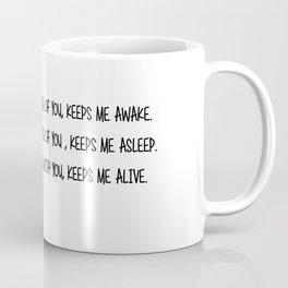 Valentine's Day Quote Coffee Mug