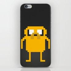 jake pixel iPhone & iPod Skin