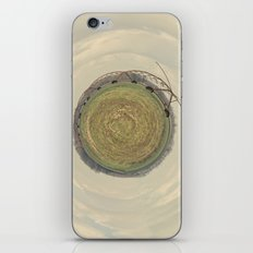 It's a Thirsty World iPhone & iPod Skin