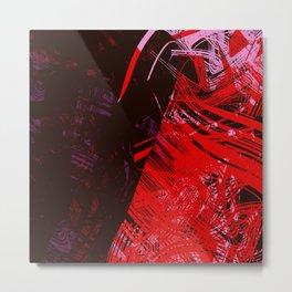 101217 Metal Print
