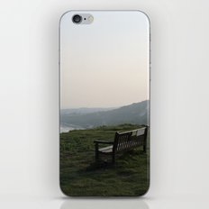 The White Cliffs of Dover, England (2012) iPhone & iPod Skin