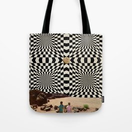 New dimensions VIII Tote Bag