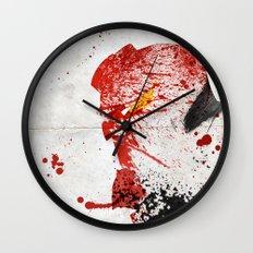 Evil-Boy Wall Clock